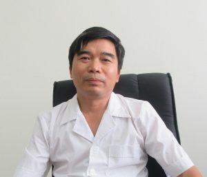 Phó giáo sư-Tiến sĩ Nguyễn Lĩnh Toàn, chủ nhiệm bộ môn sinh lý bệnh, Học Viện Quân Y