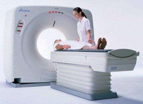 Chụp cắt lớp vi tính chẩn đoán ung thư